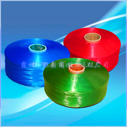 High-strength colored polypropylene yarn professional manufacturer