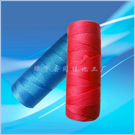 High-strength polypropylene line