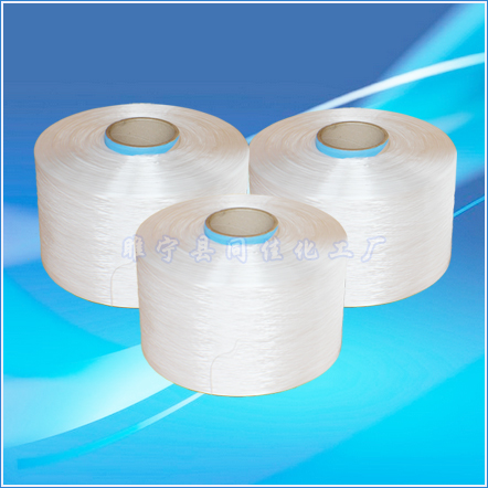 High-strength polypropylene yarn for container bags