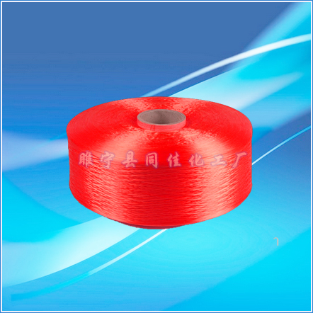 Colored high-strength polypropylene yarn (various functional products, can be customized according to customer requirements)